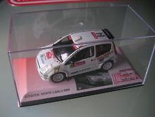 Decal 1 43 CITROEN C2 R2 N°84 Rally WRC monte carlo 2012 montecarlo