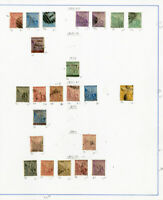 Cape of Good Hope 1860s to Early 1900s Classic Stamp Collection