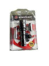 Streamlight ProTac Rail Mount 1L Light 350 Lumens with Remote Switch Black 88058