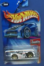 "Hot Wheels ""Tooned"" Toyota Supra 2004 First Editions 008 8/100 1:64 Die-cast Car"