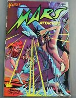 First Comics MARS ATTACKS Volume 1 Number 2 February 1984