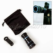 8 Times Telescope Telephoto Lens Smart Phone For iphone5s 4s Samsung Accessories