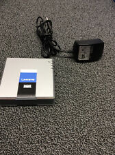 Linksys SPA2102 VOIP Phone Adapter