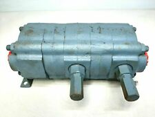 Delta Power Hydraulic Hpr27 Hydraulic Gear Flow Divider With Relief Valves
