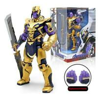 "Avengers Endgame Deluxe Thanos 8"" Action Figure Marvel Guardians of the Galaxy"