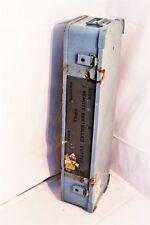 Ex MoD Metal Box Case Storage Blue