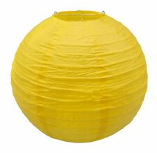 "Chinese Lanterns Party. Wedding Birthday Event Celebration Year Yellow 8"" 1"