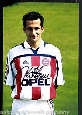 Hasan Salihamidzic Super Großfoto 20x30 cm Bayern München Orig.Sign+08