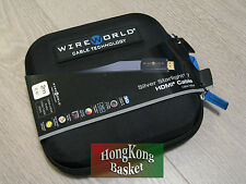 New in Box - WireWorld Cable Silver Starlight 7 HDMI 1.0 Meter v1.4 - 4K 50/60