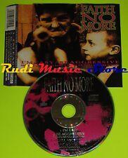CD Singolo FAITH NO MORE I'm easy / Be aggressive Francia 1992 BIEM mc dvd (S6*)