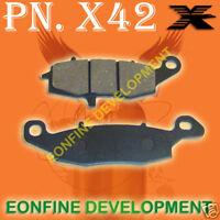BRAKE PAD For KAWASAKI KLE 650 Z750 ZR750 ZR-7 S VN800