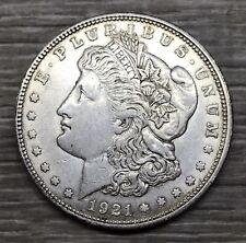 1921-D Morgan Dollar 1$ Silver Coin (M153)