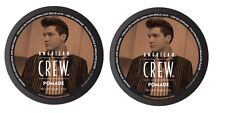 American Crew King Pomade 85g Pack of 2