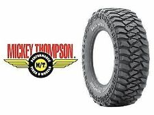 "4X 31X10.5R15 MICKEY THOMPSON MTZ P3 MUD TERRAIN TYRES 15"" INCH STEEL RIMS 4X4"
