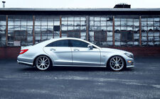 """MERCEDES BENZ CLS550 FORGED WHEELS A4 POSTER GLOSS PRINT LAMINATED 11.7"""" x 7.3"""""""