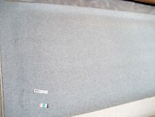 7644 PVC CV Belag Rest 151x670 cm Boden Bodenbelag Chips grau restposten günstig