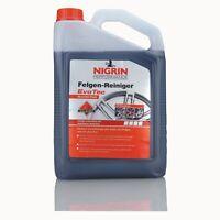 Nigrin® 6,63€/L Performance Felgenreiniger EvoTec 3L Alufelge Felge Reiniger