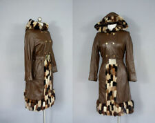 Leather Unbranded Regular Casual Coats & Jackets for Women