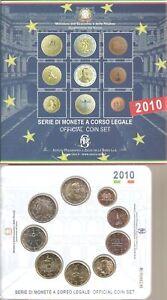 Italie - Coffret Brillant Universel 2010