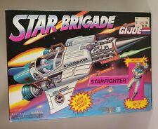 1993 GI Joe Cobra Star Brigade Starfighter w/ Sci-Fi Sealed Box MIB Vintage