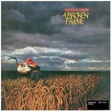"DEPECHE MODE ""A BROKEN FRAME"" CD + DVD NEU"