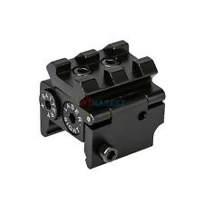Tactical Mini Red Dot Sight Laser with Rail Mount for Pistol Handgun Low Profile