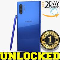 Samsung Galaxy NOTE 10 PLUS AURA BLUE N975U1 256GB (FACTORY UNLOCKED) ❖O/B❖