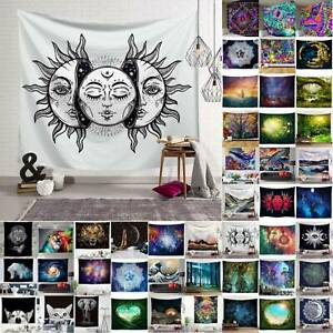Mandala Tapestry Wall Hanging Hippie Blanket Bedspread Covers Throw Mats Decor.