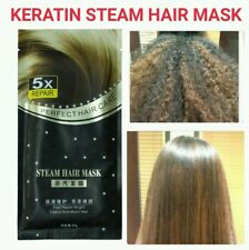 NO-1 KERATIN HAIR TREATMENT MASK MAGIC SHINE HAIR STRAIGHTENING HEAD MASK