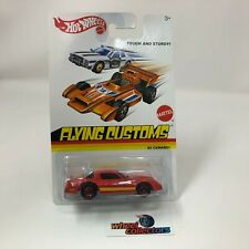'81 Camaro * RED * Hot Wheels FLYING CUSTOMS * WA2