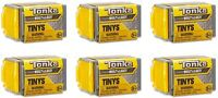 Tonka Tinys Rolling Real Tough Vehicles with Stackable Garage Blind Box 6 Pack