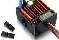 Hobbywing Quicrun Brushed Waterproof Motor ESC Controller 60A 1060 1/10 RC Car