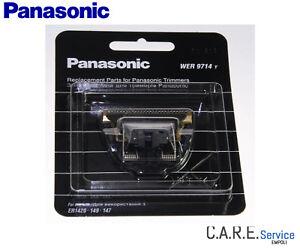 Panasonic Ricambio Testina Taglio Set Taglio Lama ER 1421 1420 149 147 WER9714Y