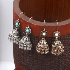 Antique Fashion Tribal Ethnic Ethnic Indian Jewelry Women Drop Tassel Earrings