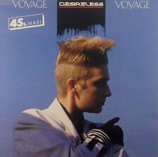 "Desireless-Voyage Voyage - 12"" MAXI-k1157-Slavati & cleaned"