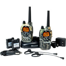 Midland Handheld Two Way Radio Pair - 36-Mile Range, Camo