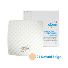 Atomy Mineral Compact Sun Protection Sebum Control Bloomung Make-up Beige No21