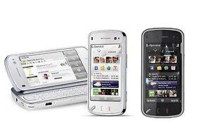 Nokia N97 Mobile Phone Slider Qwety Keyboard GSM 3G GPS WIFI Internal 32 GB 5MP