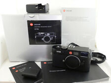 Leica M9 Full-Frame + 2x Batteries + 10704 + BOX Sensor Replaced 5581 Shots Exc