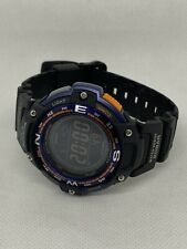 Casio Men's Watch Sports Outgear Digital Dial Alarm Dive Black Strap SGW100-2B