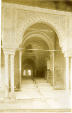 Linares. Espagne, Granada, Alhambra, Entrada à la Sala Dos Hermanas  Vintage pri