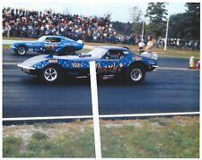 "1970s Drag Racing-""Jungle Jim"" Liberman-70 Camaro vs FranK Federici-""Shark!"""