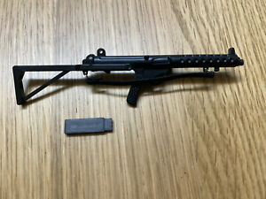ACTION MAN 40th STERLING SMG with Clip.