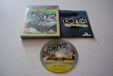 COLIN MCRAE DIRT 2 pour PS3