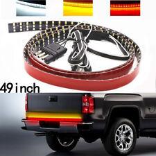 "49"" 324LED 6 Modes Truck Strip Tailgate Lamp Bar 3Row Reverse Brake Signal Tail"