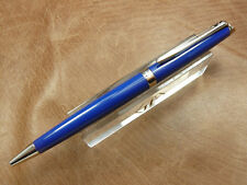 WATERMAN HEMISPHERE BLUE TWIST ACTION BALLPOINT PEN  NEW/BOX/WARRANTY