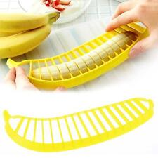 Banana Slicer Chopper Cutter for Fruit Salad Sundaes Cereal Kitchen Tools Kids