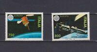 S17177) Italy MNH 1991 Europa, Space 2v