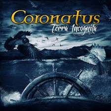 CORONATUS Terra Incognita CD (Female-Fronted Gothic Metal) - 200741