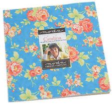"Catalina Layer Cake Moda Fabric Quilt 10"" Squares 20370LC"